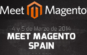 El evento de Ecommerce Meet Magento Spain 2014 llega a Madrid
