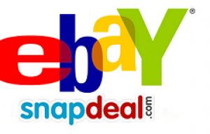 eBay invierte 137 millones de dólares en el Ecommerce indio Snapdeal