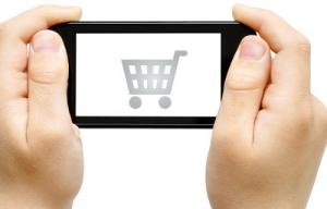 Las compras online a través de móviles representan un 12% del total