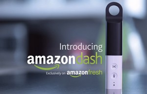 Amazon Dash, la apuesta de Amazon por el sector alimentación