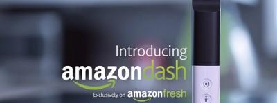Amazon Dash, la apuesta de Amazon por el sector alimentación