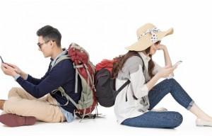El 48% de los usuarios que buscan viajes a través de Internet lo hacen utilizando dispositivos móviles