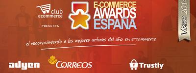 Madrid acoge los E-Commerce Awards 2014