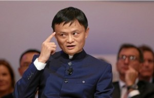 Jack Ma saca músculo en el Foro Económico Mundial