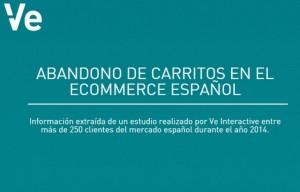 El abandono de carritos en el eCommerce español