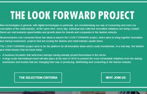 Showroomprivé crea Look Forward Project, la incubadora de startups dedicadas a la moda