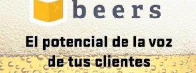 """Vuelve eComm&Beers """"el potencial de la voz de tus clientes"""""""