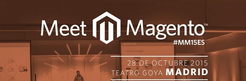 MeetMagento vuelve el 28 de octubre a Madrid